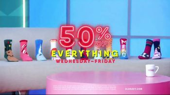 Old Navy TV Spot, 'Cozy Socks: 50 Percent Off' Featuring Neil Patrick Harris - Thumbnail 7