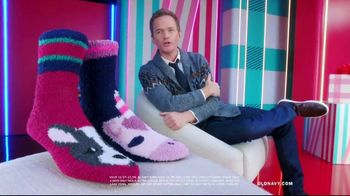 Old Navy TV Spot, 'Cozy Socks: 50 Percent Off' Featuring Neil Patrick Harris - Thumbnail 8