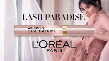 L'Oreal Voluminous Lash Paradise TV Spot, 'Take a Little Paradise' Featuring Camila Cabello - Thumbnail 8