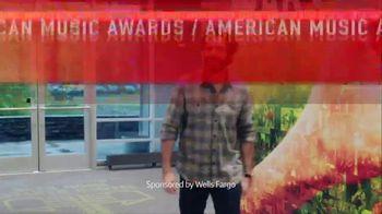 Wells Fargo TV Spot, '2019 AMAs: Helping Food Banks' Featuring Thomas Rhett - Thumbnail 1