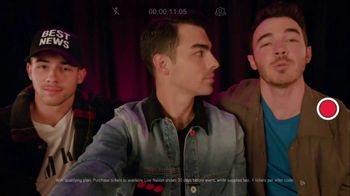 T-Mobile TV Spot, 'Jonas Brothers Happiness Begins Tour' Featuring Jonas Brothers - Thumbnail 5