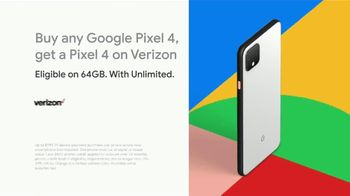 Google Pixel 4 TV Spot, 'Verizon: Motion Sense' Song by 3 One Oh - Thumbnail 9