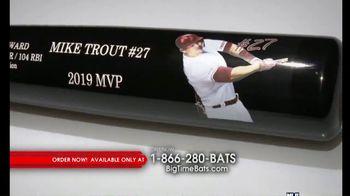 Big Time Bats TV Spot, 'Mike Trout 2019 AL MVP Old Hickory Game Model Art Bat' - Thumbnail 3