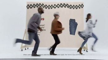 JCPenney Race to Black Friday TV Spot, 'Denim, Kitchen Electrics and Frozen Toys'
