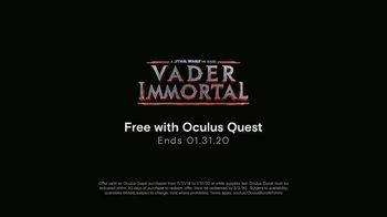 Oculus VR TV Spot, 'Defy Reality: Vader Immortal: A Star Wars VR Series' - Thumbnail 10