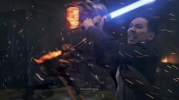 Oculus VR TV Spot, 'Defy Reality: Vader Immortal: A Star Wars VR Series' - Thumbnail 2