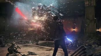 Oculus VR TV Spot, 'Defy Reality: Vader Immortal: A Star Wars VR Series' - Thumbnail 3