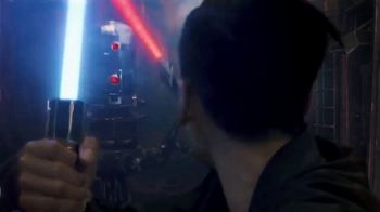 Oculus VR TV Spot, 'Defy Reality: Vader Immortal: A Star Wars VR Series' - Thumbnail 4