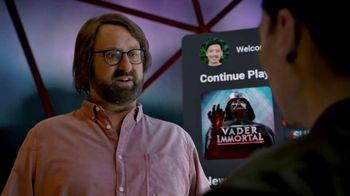 Oculus VR TV Spot, 'Defy Reality: Vader Immortal: A Star Wars VR Series' - Thumbnail 7