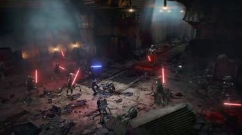 Oculus VR TV Spot, 'Defy Reality: Vader Immortal: A Star Wars VR Series' - Thumbnail 9