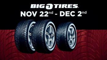 Big O Tires Big Black Friday Savings TV Spot, 'Buy Three, Get One Free: $190 Off' - Thumbnail 4