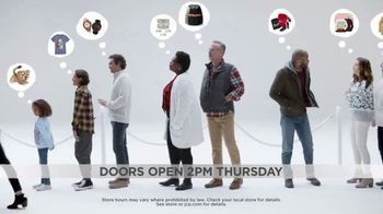 JCPenney Black Friday Forever TV Spot, 'Sweaters, Air Fryers, Diamonds and Nike' - Thumbnail 4