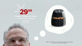 JCPenney Black Friday Forever TV Spot, 'Sweaters, Air Fryers, Diamonds and Nike' - Thumbnail 6