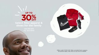 JCPenney Black Friday Forever TV Spot, 'Sweaters, Air Fryers, Diamonds and Nike' - Thumbnail 9