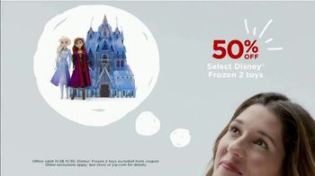 JCPenney Black Friday Forever TV Spot, 'Jackets, Towels and Frozen 2 Toys' - Thumbnail 6