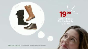 JCPenney Black Friday Forever TV Spot, 'Boots, Keurig, Jewelry and Jeans'