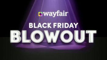 Wayfair Black Friday Blowout TV Spot, '2019 Black Friday' - Thumbnail 3