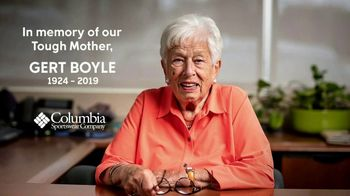 Columbia Sportswear TV Spot, 'Ice Arena: In Memory' Featuring Gert Boyle