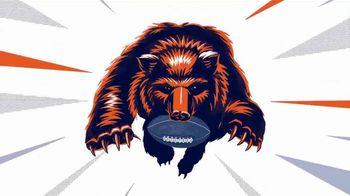 Miller Lite TV Spot, 'Cheers to 100 Seasons: Chicago Bears'