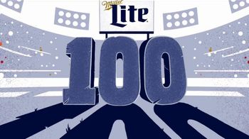 Miller Lite TV Spot, 'Cheers to 100 Seasons: Chicago Bears' - Thumbnail 1