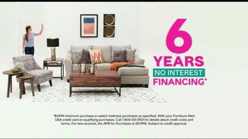 Ashley HomeStore Black Friday Sale TV Spot, 'Early Deals: Sofas' Song by Midnight Riot - Thumbnail 4