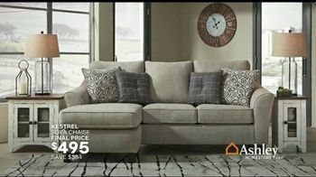 Ashley HomeStore Black Friday Sale TV Spot, 'Early Deals: Sofas' Song by Midnight Riot - Thumbnail 7