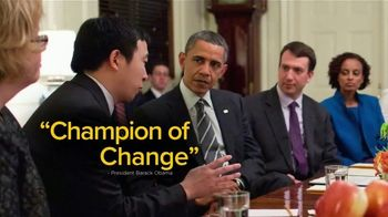 Friends of Andrew Yang TV Spot, 'Champion of Change' - Thumbnail 3