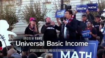 Friends of Andrew Yang TV Spot, 'Champion of Change' - Thumbnail 8
