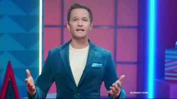 Old Navy TV Spot, 'Holiday Stress: Everything 50 Percent Off & Cozy Socks' Ft. Neil Patrick Harris - Thumbnail 4