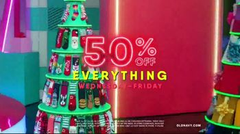 Old Navy TV Spot, 'Holiday Stress: Everything 50 Percent Off & Cozy Socks' Ft. Neil Patrick Harris - Thumbnail 7