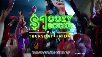 Old Navy TV Spot, 'Holiday Stress: Everything 50 Percent Off & Cozy Socks' Ft. Neil Patrick Harris - Thumbnail 8
