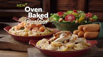 Olive Garden Oven Baked Pastas TV Spot, 'Season's Hottest Must Haves'