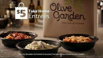 Olive Garden TV Spot, 'Italian Generosity' - Thumbnail 8