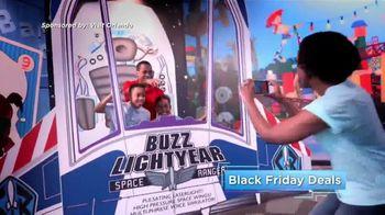 Visit Orlando Black Friday Deals TV Spot, 'FOX 5 NY: Experiences Over Things'