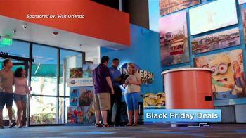 Visit Orlando Black Friday Deals TV Spot, 'FOX 5 NY: Experiences Over Things' - Thumbnail 6
