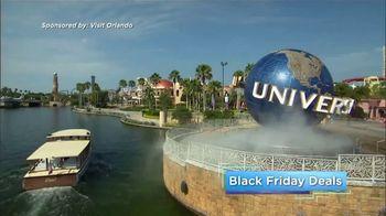 Visit Orlando Black Friday Deals TV Spot, 'FOX 5 NY: Experiences Over Things' - Thumbnail 7