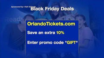 Visit Orlando Black Friday Deals TV Spot, 'FOX 5 NY: Experiences Over Things' - Thumbnail 9