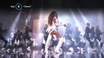 XFINITY TV Spot, 'Bonus Performance: Ciara' - 20 commercial airings