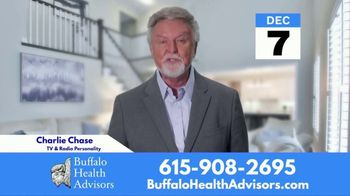 Buffalo Health Advisors TV Spot, 'New Plans: Final Days' Featuring Charlie Chase - Thumbnail 1