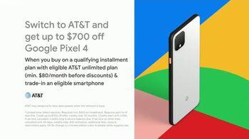 Google Pixel 4 TV Spot, 'AT&T: Motion Sense' Song by 3 One Oh - Thumbnail 9
