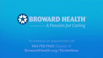 Broward Health TV Spot, 'B.E.F.A.S.T.' - Thumbnail 6