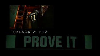 Bose TV Spot, 'Head Up' Feat. Carson Wentz, Russell Wilson & Patrick Mahomes - Thumbnail 1