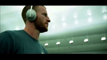 Bose TV Spot, 'Head Up' Feat. Carson Wentz, Russell Wilson & Patrick Mahomes - Thumbnail 3