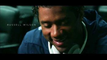 Bose TV Spot, 'Head Up' Feat. Carson Wentz, Russell Wilson & Patrick Mahomes - Thumbnail 6
