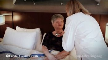 Capital Caring TV Spot, 'Care Delivered in Home' - Thumbnail 5