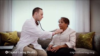 Capital Caring TV Spot, 'Care Delivered in Home'