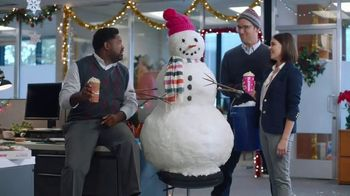 Dunkin' Holiday Signature Lattes TV Spot, 'Snowmanin': Next Time'