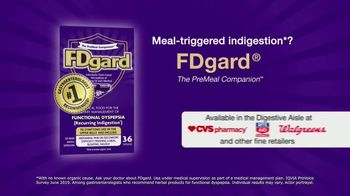 FDgard TV Spot, 'Indigestion and Discomfort'
