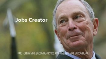 Mike Bloomberg 2020 TV Spot, '2020 Presidential Campaign' - Thumbnail 9