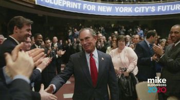 Mike Bloomberg 2020 TV Spot, '2020 Presidential Campaign' - Thumbnail 1